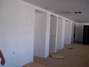 Aislamientos Zaragoza - Paneles de yeso drywall instalación